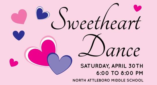 Sweetheart Dance banner